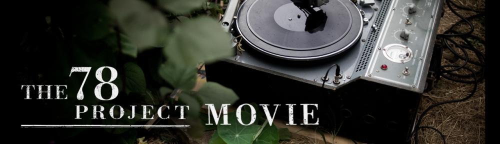 *The 78 Project Movie presto w laurels